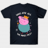 Who Ate All the Mince Pies T Shirt