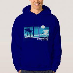 FU-Manchu-San-Clemente-Hoodie-Blue
