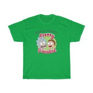 Rick And Morty Pussy Pounders T-Shirt